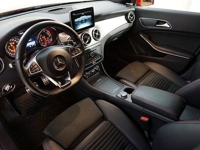 gebraucht Mercedes CLA200 AMG SB Aut Navi Premium-pkt