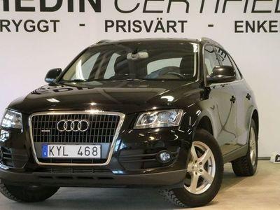 begagnad Audi Q5 2.0 TDI DPF quattro V-hjul