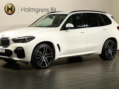 begagnad BMW X5 M xDrive30d M-Sport Harman&kardon Navi