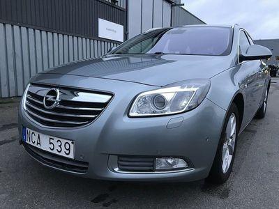begagnad Opel Insignia Sports Tourer 2.0 CDTI Automat(160hk)