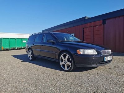 begagnad Volvo V70 Bra skick 170hk