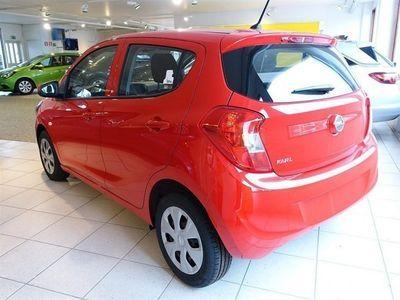 begagnad Opel Karl Enjoy 1.0 /75hk IntelliLink