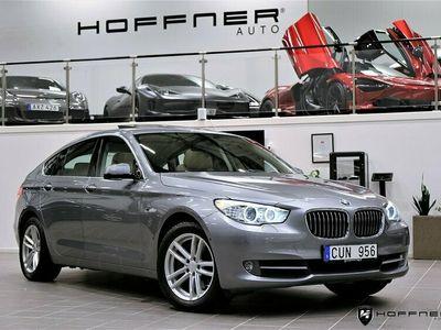 begagnad BMW 535 Gran Turismo d Panorama Se spec*