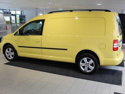 gebraucht VW Caddy 4M TDI 103KW