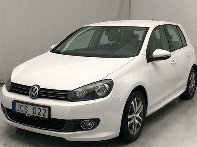 begagnad VW Golf VI VW VI GT 2.0 TDI 5dr 2012, Halvkombi Pris 93 000 kr