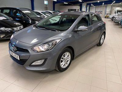 begagnad Hyundai i30 1.6 GDI 135hk