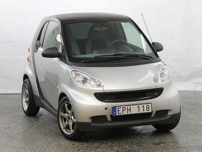 begagnad Smart ForTwo Coupé 1.0 61hk Nyservad