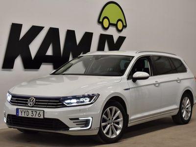 begagnad VW Passat GTE SC Executive| Digital | Se spec! 218hk