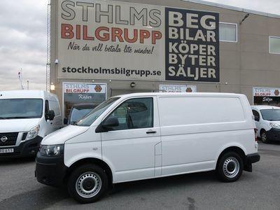 gebraucht VW Transporter Skåp 2.0 TDI Automat 2014, Transportbil 151 250 kr