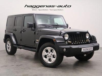 usata Jeep Wrangler Unlimited Sahara / Navi / ALPINE