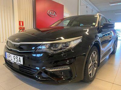 begagnad Kia Optima Hybrid Sport Wagon Plug-in Advance Pluspaket 2 *DEMO*