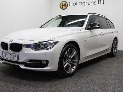begagnad BMW 320 d Touring, (184hk)