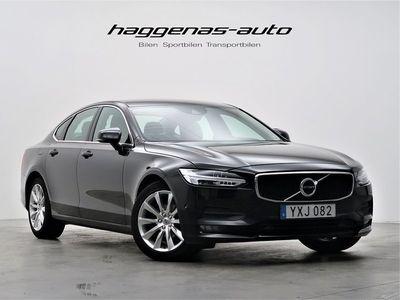 begagnad Volvo S90 D4 Momentum Edition / Låg skatt / 190hk