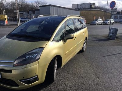 begagnad Citroën C4 Picasso 2.0HDiF/Automat/7-sits/PAN -08
