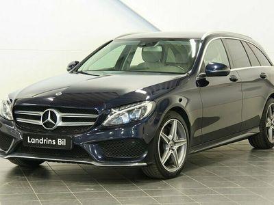 begagnad Mercedes 220 C Benz CKombi 4MATIC 2018, Kombi Pris 229 000 kr