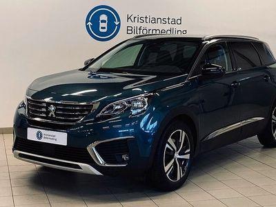 begagnad Peugeot 5008 1.6 HDi Allure Aut 7-sits 120hk Carplay