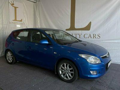 begagnad Hyundai i30 1.6 M5
