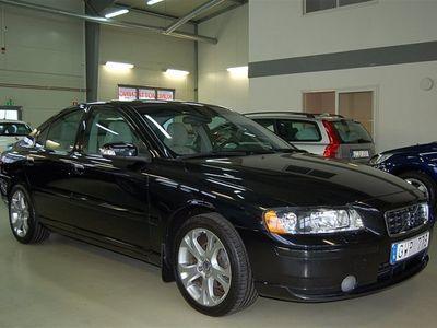 begagnad Volvo S60 R / 2,4 D5 / 163hk / Drag