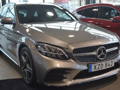 begagnad Mercedes C220 D KOMBI AMG/Dragkrok