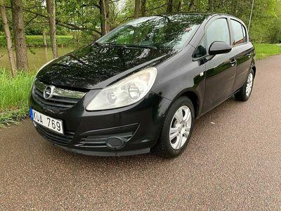 begagnad Opel Corsa 5-dörrar 1.2 ecoFLEX Easytronic 85hk