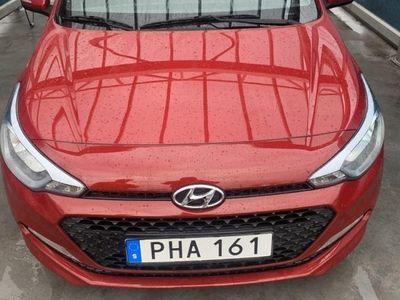 begagnad Hyundai i20