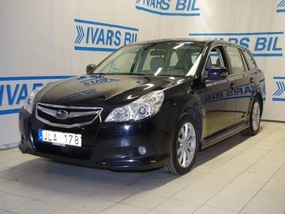 begagnad Subaru Legacy 2,5 Station Business Lineartron -12