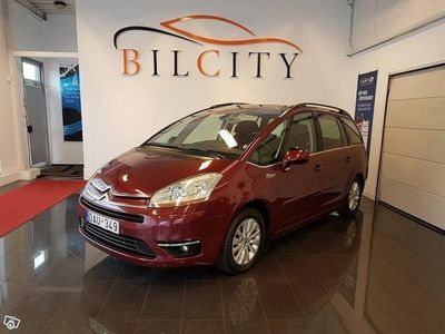 begagnad Citroën C4 Picasso 2.0 Auto Nykam 7-sits 140hk
