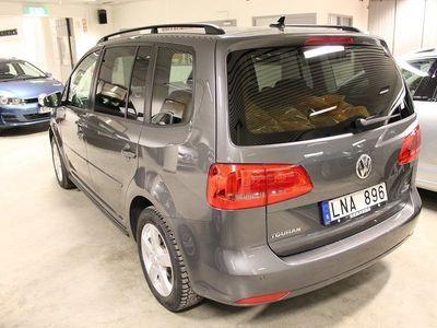 begagnad VW Touran TDI 105 MAST Panorama