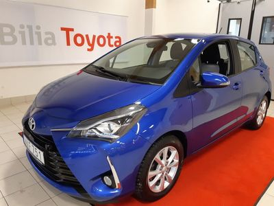 begagnad Toyota Yaris 1.5 VVT-i Touch and go