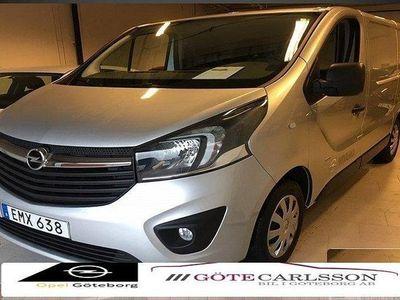 begagnad Opel Vivaro Van 1.6 CDTI 115hk Leasbar Diesel