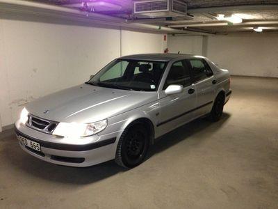 begagnad Saab 9-5 2,0t 2001