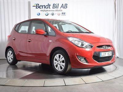 begagnad Hyundai ix20 1.4 90hk Select / 1 Ägare