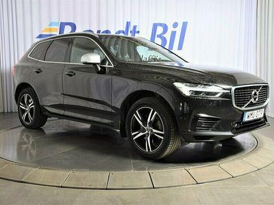 begagnad Volvo XC60 T8 TwEn AWD R-Design 2018, SUV Pris 449 500 kr