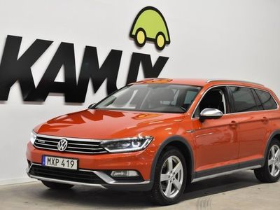 begagnad VW Passat Alltrack 2.0 TDI 4M D-Värme Skinn (190hk)