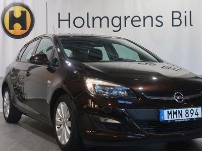 begagnad Opel Astra 1.6 ECOTEC Active 5dr (115hk)