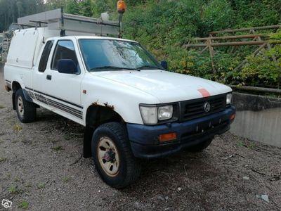 begagnad VW Taro extra cab -95