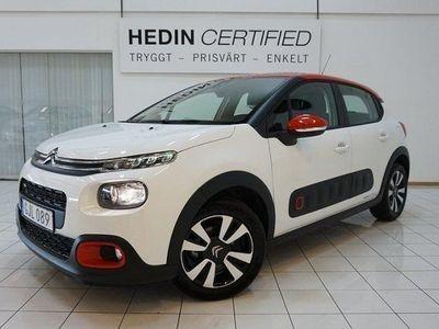 begagnad Citroën C3 Sport Feel 82HK Armstöd