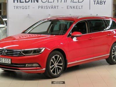 begagnad VW Passat SportsCombi SC TDI 150HK DSG