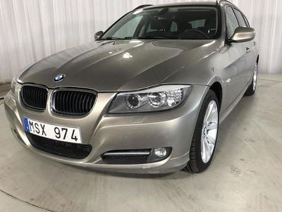 brugt BMW 320 d xDrive Touring, E91,