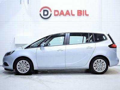 begagnad Opel Zafira 1.4 TURBO 140HK 7-SITS RATTVÄRME PANO EURO 6