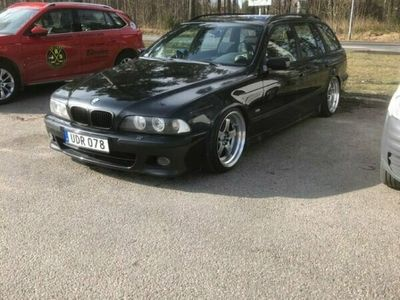 begagnad BMW 525 IA TOURING