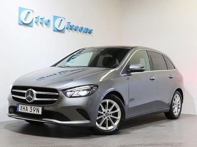 begagnad Mercedes B200 D Premium Aut, Nav
