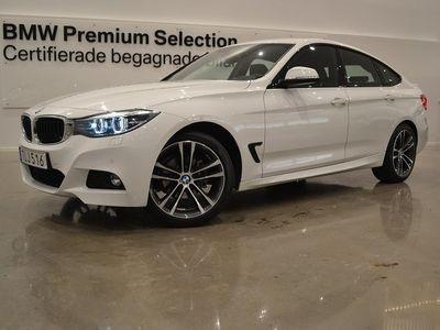 begagnad BMW 320 i xDrive Gran Turismo/ M-Sport/ Connected/ Navi/ Backkamera/ Dra