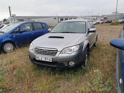 begagnad Subaru Outback 2.0 4WD 150hk (Rep. objekt)