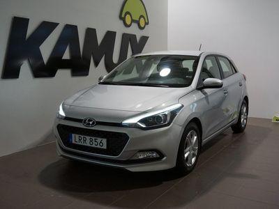 begagnad Hyundai i20 2015, Halvkombi 104 900 kr
