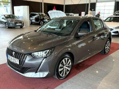begagnad Peugeot 208 PureTech 100 Hk Active
