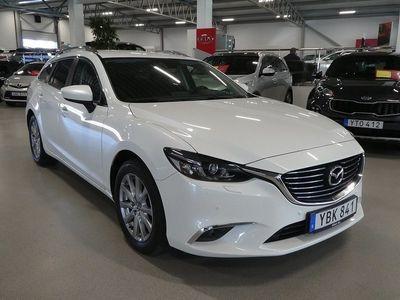 begagnad Mazda 6 2.2 DE Vision 150hk AWD Aut.