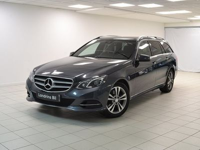 begagnad Mercedes E250 CDI 4MATIC 7G-Tronic Plus 204hk
