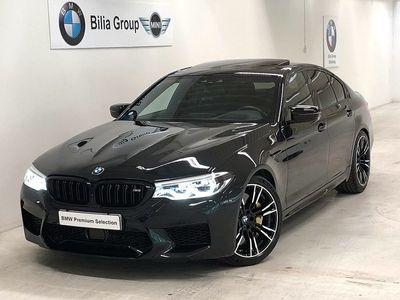 begagnad BMW M5 Competition 625HK | Drag | M Keramiska bromsar