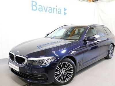 begagnad BMW 520 d xDrive, Drag, Nav, Park assist 2019, Kombi 358 700 kr